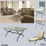 Archbar Table and Seating