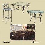 Baroque Tables and Seating