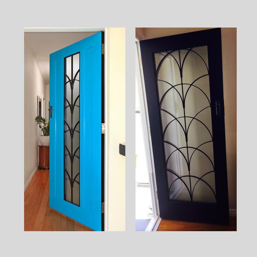 Deco doors ironcraft art deco doors sciox Images