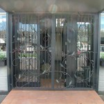 IRONCRAFT Front Gates