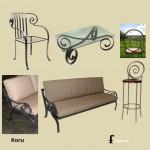 Koru Tables and Seating