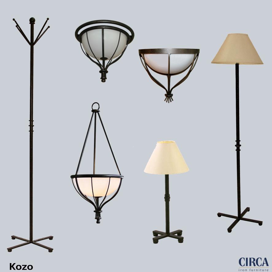 kozo lighting. Kozo Lighting And Coat Stand