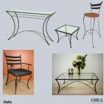 Oslo Tables and Chairs