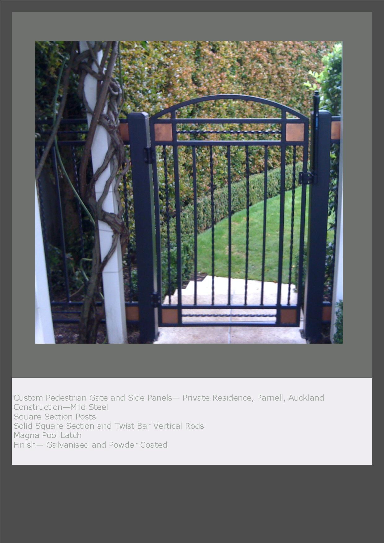Parnell Gate Ironcraft