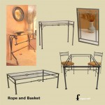 Rope and Basket Furniture