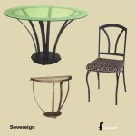 Sovereign Tables and Chairs