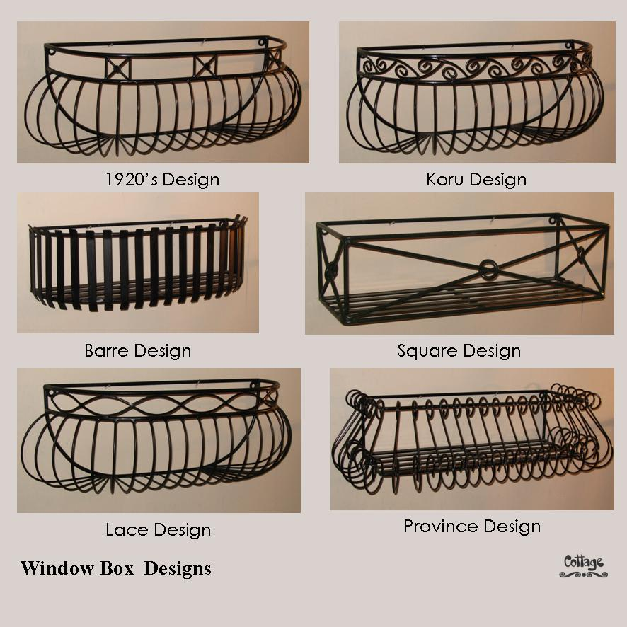 1000 Images About Window Boxes On Pinterest Wrought